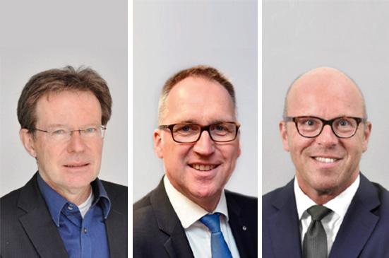 Netzwerk Gesundheitswirtschaft Muensterland Vorstand