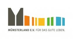Logo Münsterland e.V. DAS GUTE LEBEN