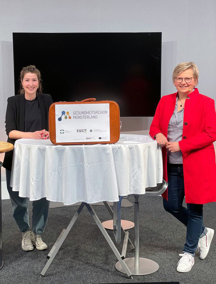 Gesundheitsregion Münsterland Startschuss nächste Projektphase